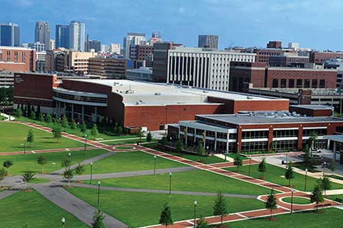 The University of Alabama at Birmingham